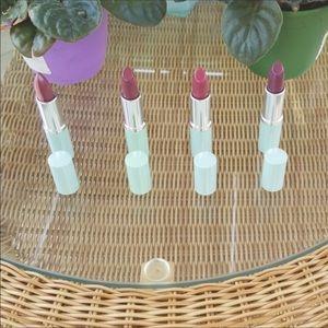 Clinique full size set of 4 lipsticks